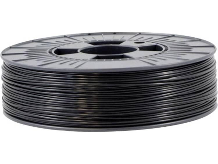 Filament Velleman PLA175B07 PLA kunststof 1.75 mm Zwart 750 g