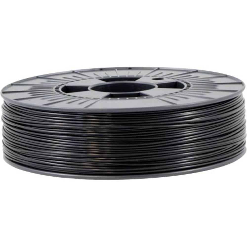 Velleman PLA175B07 3D-skrivare Filament PLA-plast 1.75 mm 750 g Svart 1 st