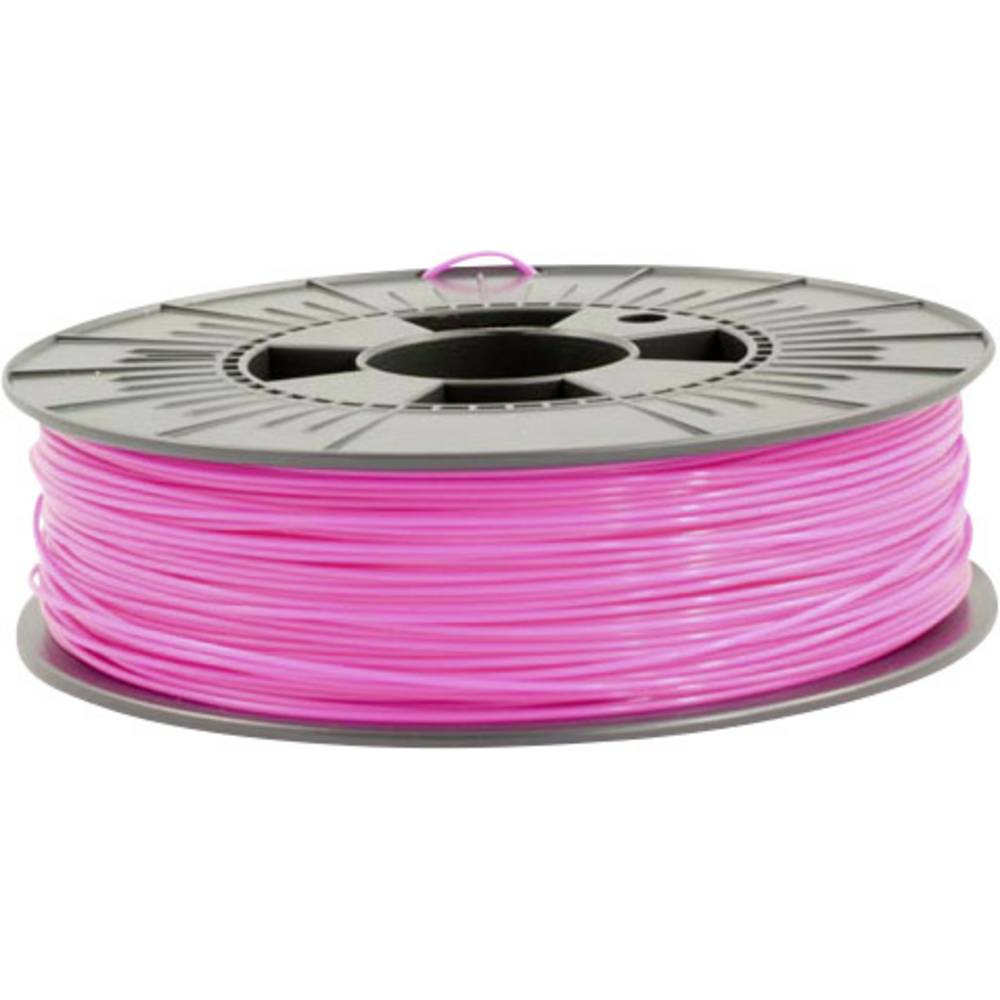 Velleman PLA175P07 3D-skrivare Filament PLA-plast 1.75 mm 750 g Rosa 1 st