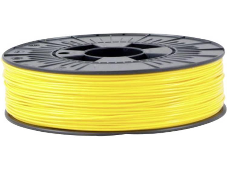 Velleman PLA175Y07 Filament PLA kunststof 1.75 mm Geel 750 g
