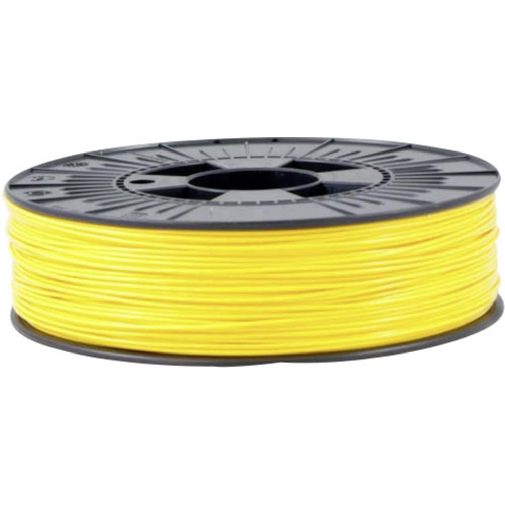 Velleman PLA175Y07 3D-skrivare Filament PLA-plast 1.75 mm 750 g Gul 1 st