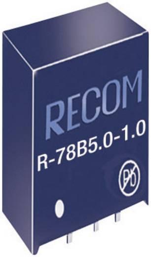 RECOM R-78B5.0-1.0 DC/DC-converter, print 5 V/DC 1 A 5 W Aantal uitgangen: 1 x