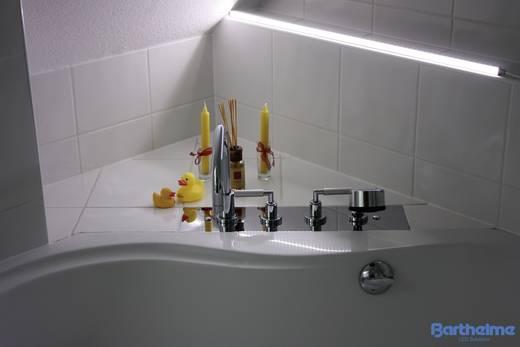 LED-strip Warmwit met stekker / bus 24 V 45.5 cm Barthelme 50450428