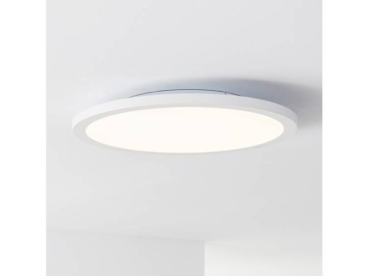 Brilliant Smooth G20882/05 LED-paneel Energielabel: LED 36 W Warm-wit, Neutraal wit, Daglicht-wit Wit