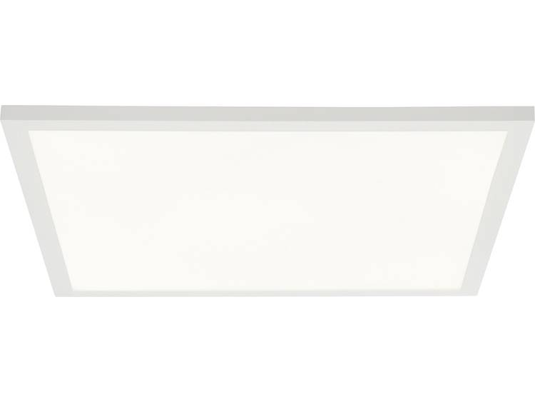 Brilliant Smooth G20887/05 LED-paneel Energielabel: LED 46 W Warm-wit, Neutraal wit, Daglicht-wit Wit