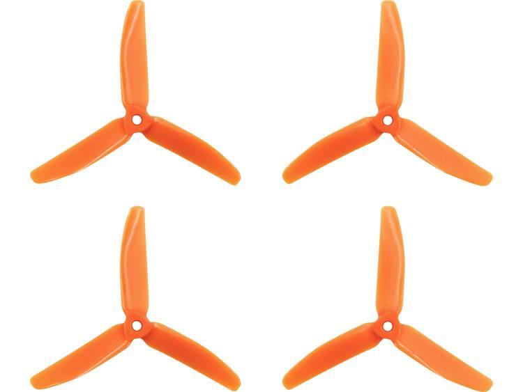 GEMFAN 5040 3-blads RaceCopter-propellerset Standaard 5 x 4 inch (12.7 x 10.2 cm)