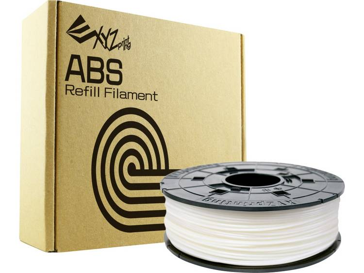 Filament XYZprinting RF10BXEU01C ABS kunststof 1.75 mm Naturel 600 g