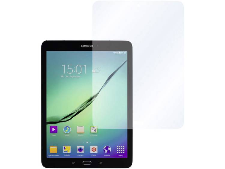 Hama Crystal Clear Screenprotector (folie) Samsung Galaxy Tab S3 9.7, Samsung Galaxy Tab S2 9.7 1 stuks