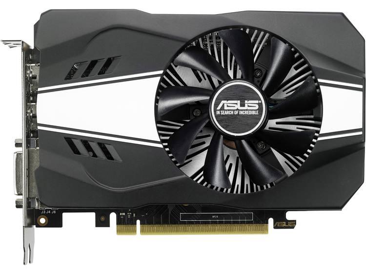 Videokaart Asus Nvidia GeForce GTX1060 Phoenix 3 GB GDDR5-RAM PCIe x16 HDMI, DVI, DisplayPort
