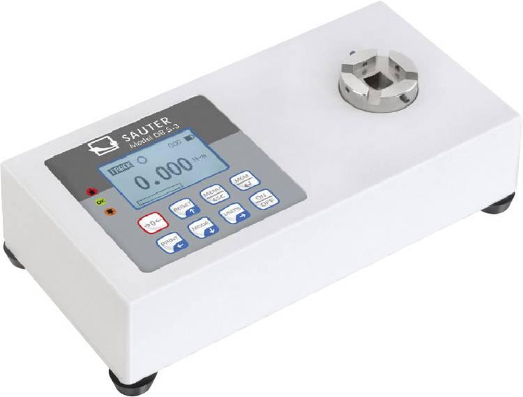 Draaimomenttester Sauter DB 0.5-4