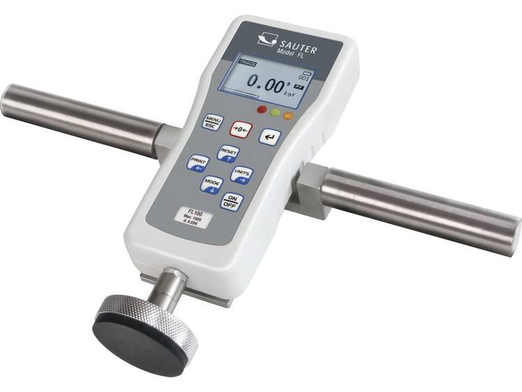 Sauter FL 1KG Elektronische grafsteentester voor professionele toepassingen