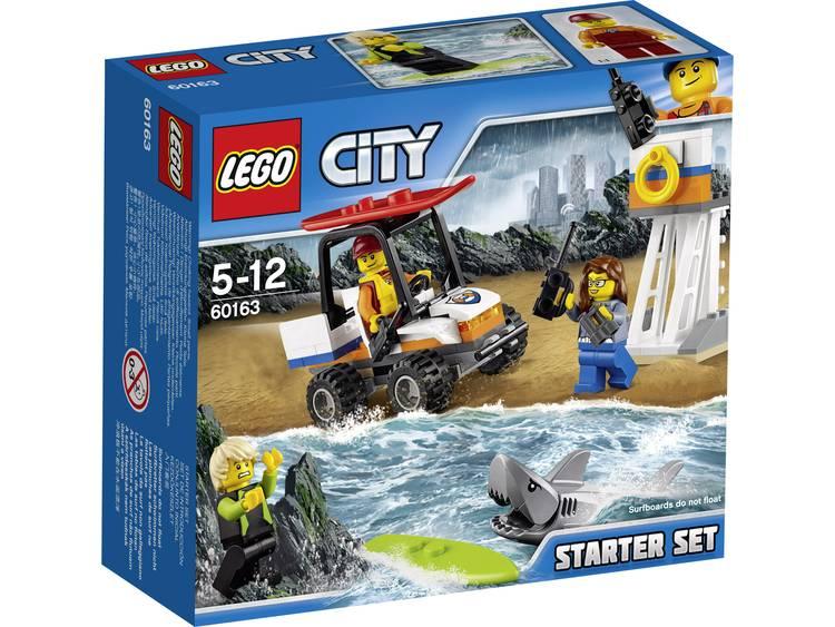 LEGO Kustwacht startset (60163)