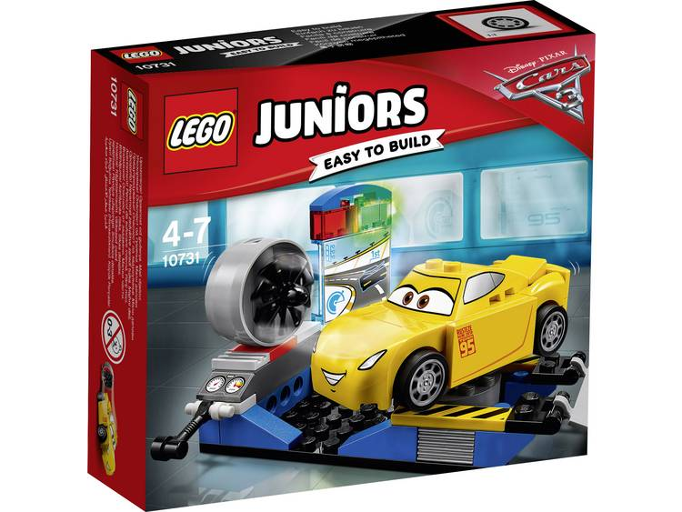 10731 Lego Junior Cars 3 Cruz Ramirez Race Simulator