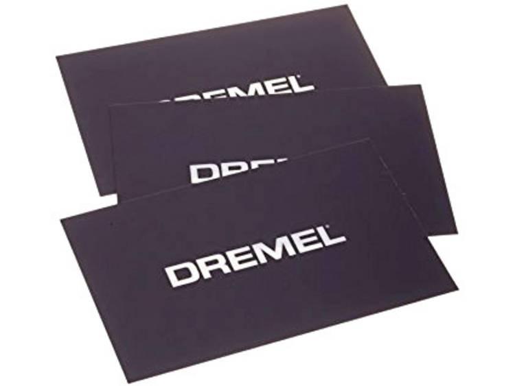 Dremel 2615BT01JA printmat, set van 3 stuks Geschikt voor: Dremel 3D Idea Builder
