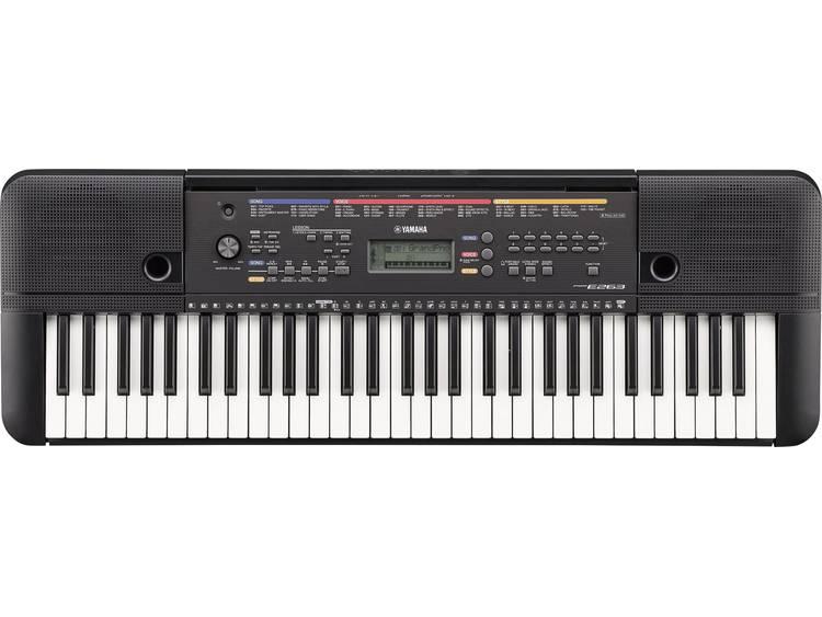 Yamaha PSR-E263 keyboard 61 toetsen