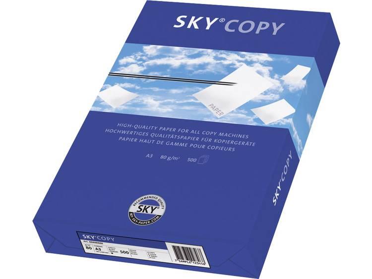 Papyrus SKY® COPY A3 Printpapier DIN A3 80 g/m² 500 vellen Wit