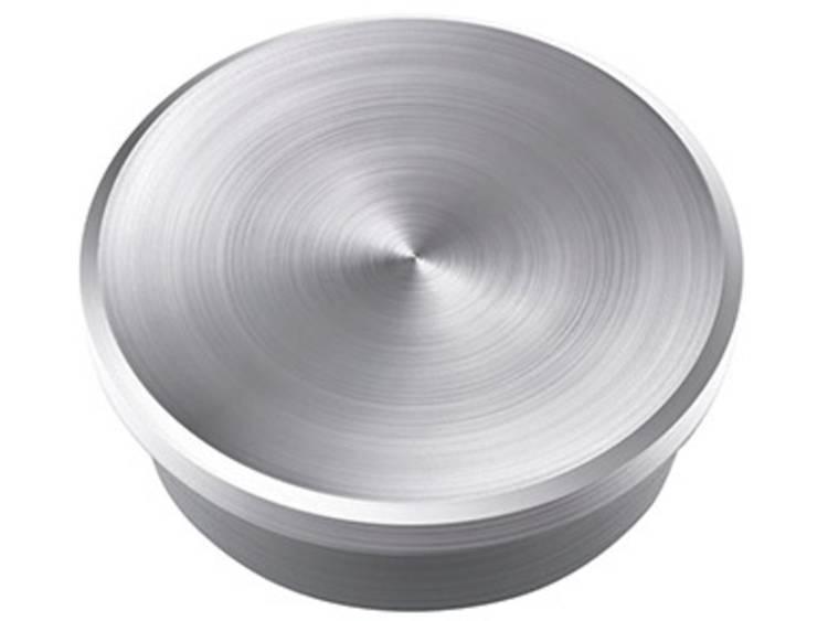 Magnetoplan Discofix forte (Ã x h) 25 mm x 9 mm rond Zilver 10 stuks 16630