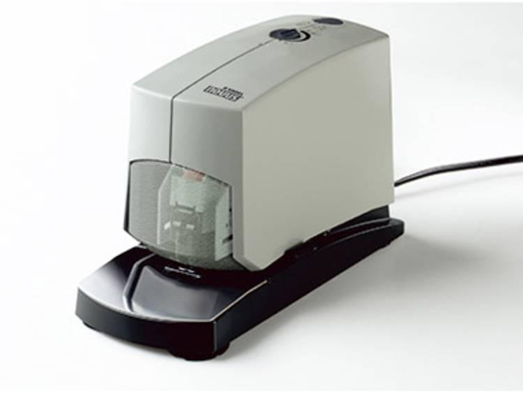 Novus 024-0085 Heftcapaciteit:40 vel (80 g/m²) Lichtgrijs, Zwart 1 stuks