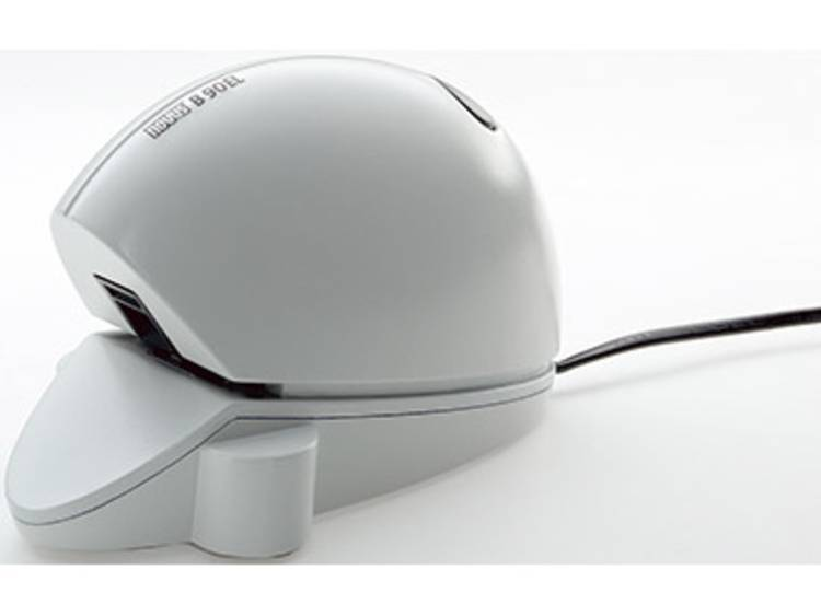 Novus 024-0087 Heftcapaciteit:20 vel (80 g/m²) Grijs 1 stuks