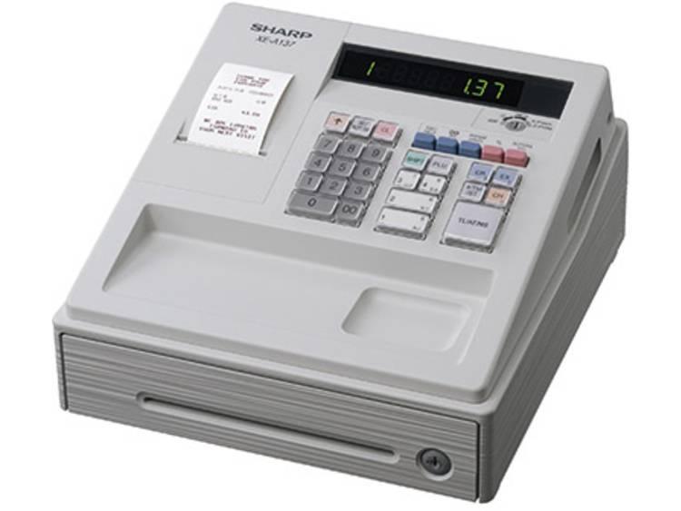 Sharp XE-A137 Kasregister Wit