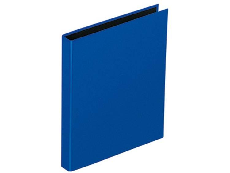 PAGNA Basic Colours ATT.NUM.BACK_WIDTH: 35 mm Blauw 2 ringen, Rondmechaniek 20606-06