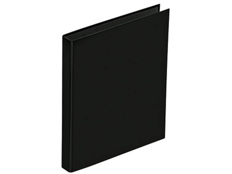 PAGNA Basic Colours ATT.NUM.BACK_WIDTH: 35 mm Zwart 2 ringen, Rondmechaniek 20606-01