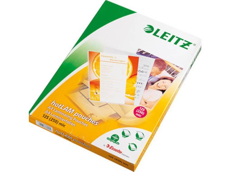 Lamineerfolie Leitz DIN A4 125 micron glanzend 100 stuks