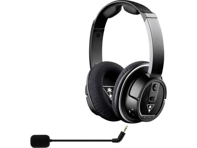 Gaming headset Stereo, Kabelgebonden Turtle Beach Ear Force Stealth 350VR Over Ear Zwart