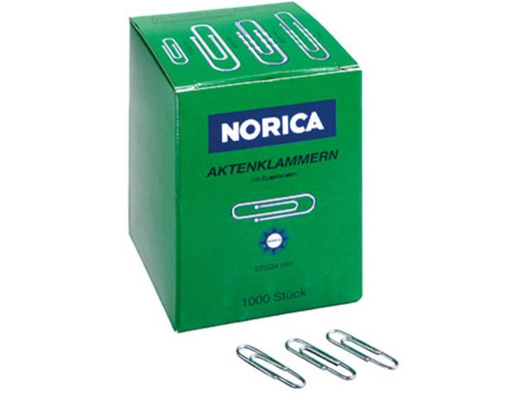NORICA 1554468 24 mm Zilver 1 pack