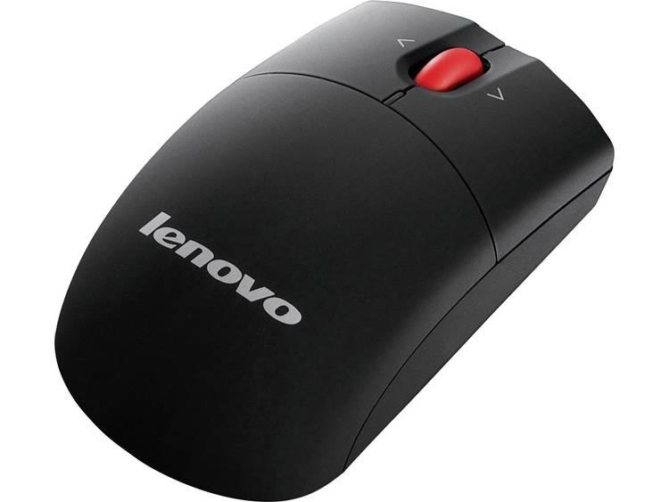 Lenovo 0A36188 Draadloze muis Laser Zwart