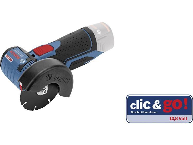 Accu-haakse slijper 76 mm zonder accu 12 V Bosch 06019F2000