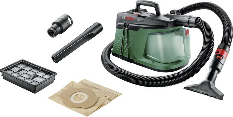Bosch Home and Garden EasyVac 3 06033D1000 Droogzuiger 700 W 2.10 l