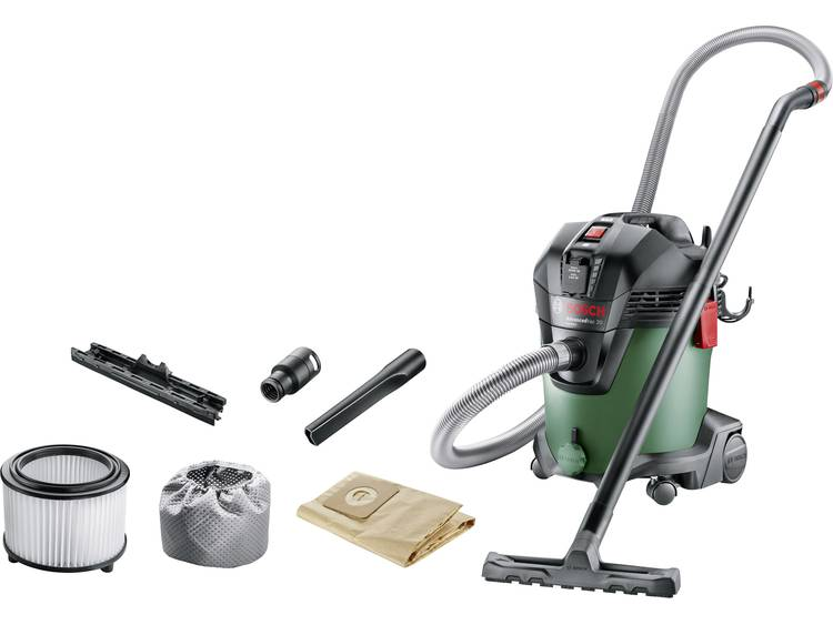 Bosch Home and Garden AdvancedVac 20 06033D1200 Nat- en droogzuiger 1200 W 20 l