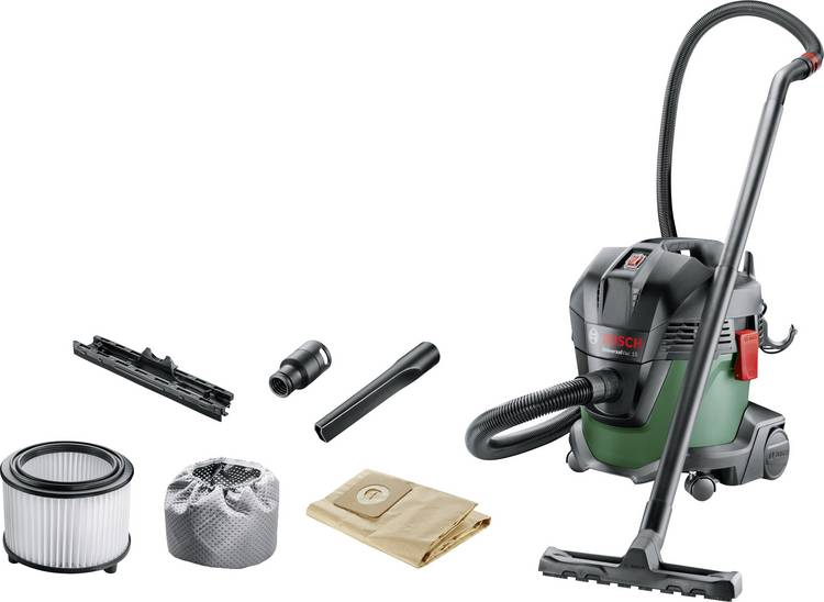 Image of Nat- en droogzuiger 1000 W 15 l Bosch Home and Garden 06033D1100