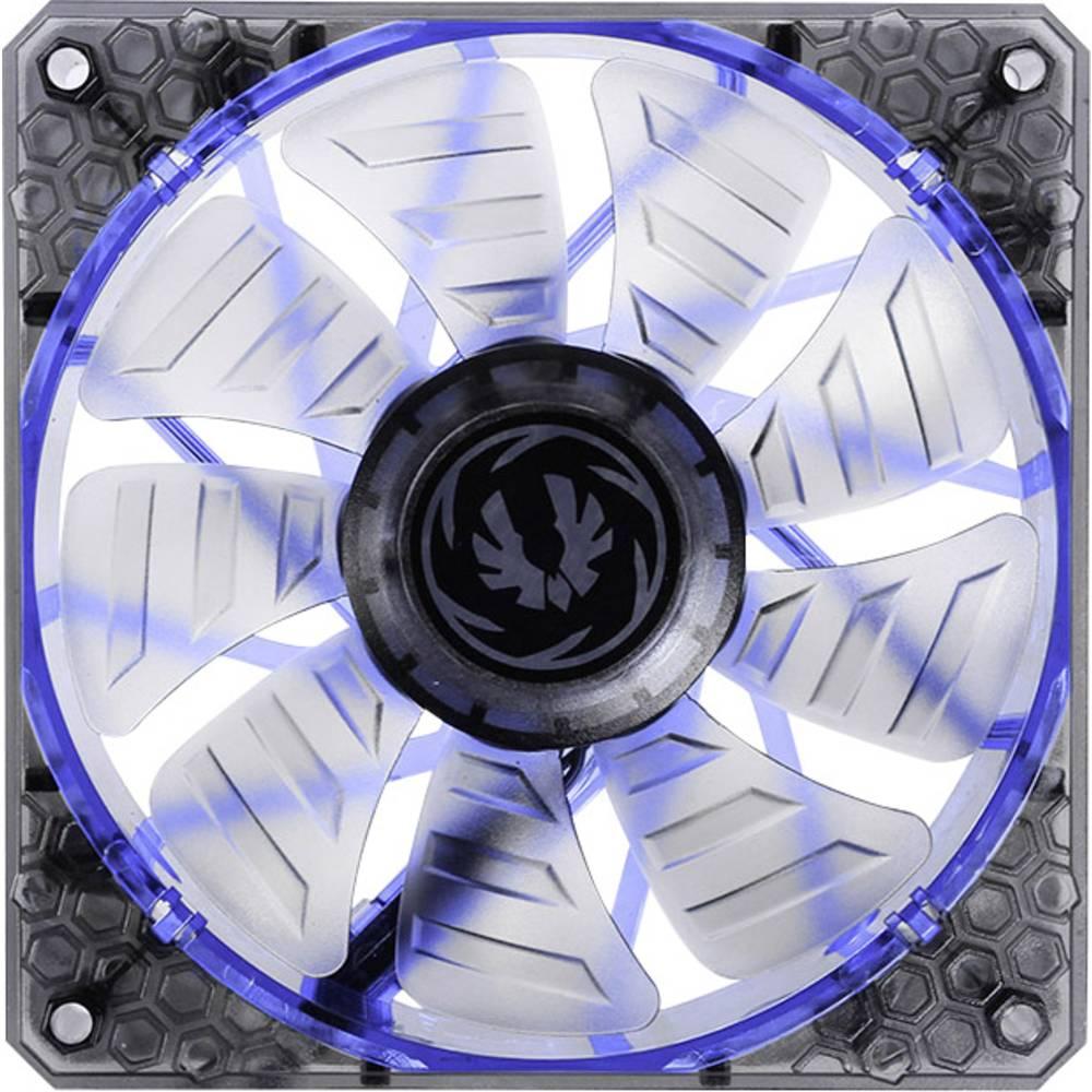 Bitfenix Spectre Pro Chassi-fläkt Svart, Blå (B x H x D) 120 x 120 x 25 mm
