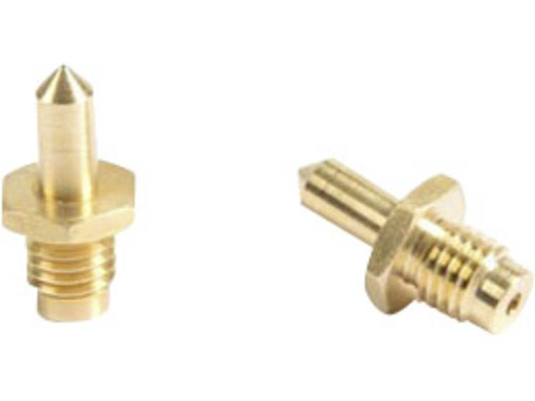 SPARE NOZZLE FOR K8400 VERTEX 3D PRINTER (2 pcs.) Velleman Kits
