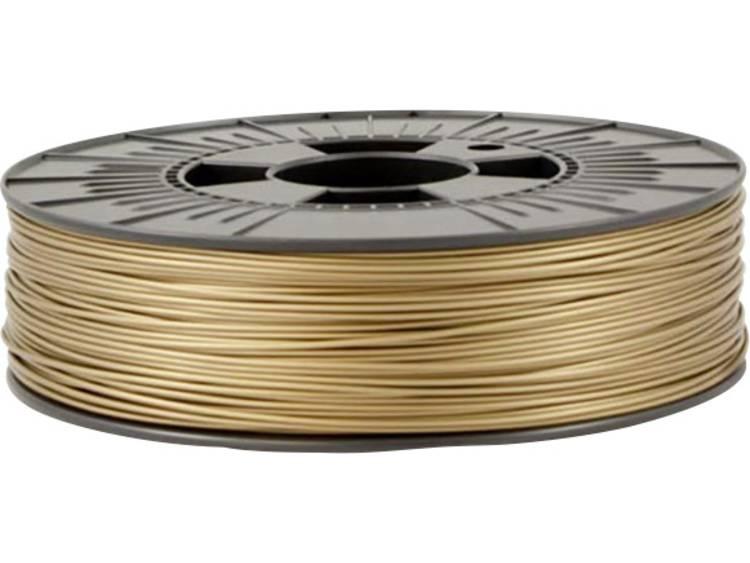 Velleman PLA175BG07 Filament PLA kunststof 1.75 mm Brons 750 g