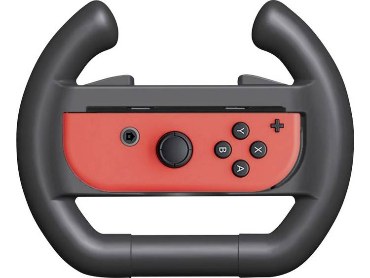 Stuur SnakeByte SB911873 Nintendo Switch Zwart