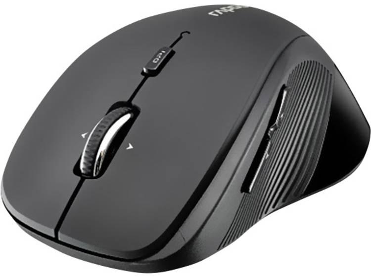 Rapoo 3910 Draadloze muis Optisch Zwart