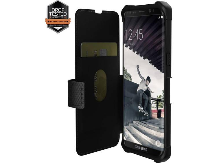 uag Metropolis Outdoor telefoonhoes Geschikt voor model (GSMs): Samsung Galaxy S8 Zwart