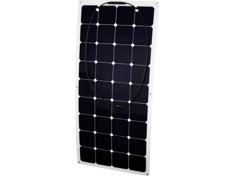 Phaesun Monokristallijn zonnepaneel 120 Wp 19.8 V Semi Flex 120