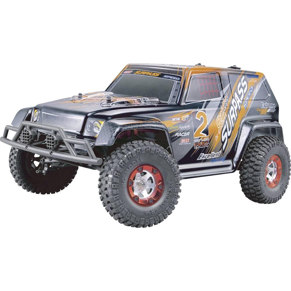 Amewi Extreme Pro Borstlös motor 1:12 RC modellbil Elektrisk Monstertruck Fyrhjulsdrift (4WD) RtR 2,4 GHz