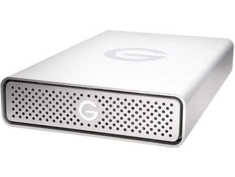 G-Technology G-Drive USB-C 8 TB Externe harde schijf (3.5 inch) Zilver