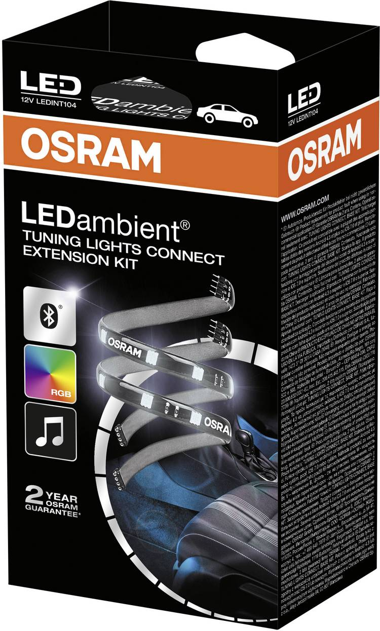 Image of LED-strip LEDambient TUNING LIGHTS CONNECT Extension Kit OSRAM