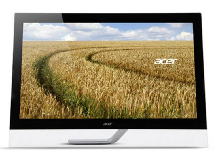Touchscreen monitor 68.6 cm (27 inch) Acer T272HL 1920 x 1080 pix 16:9 (1080p) 5.00 ms HDMI, USB 3.0, VGA VA LED