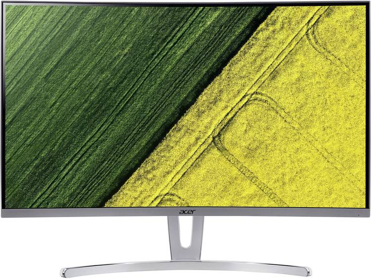 LED-monitor 68.6 cm (27 inch) Acer ED273 Energielabel A 1920 x 1080 pix HD 1080 p 4.00 ms DVI, VGA, HDMI, Audio, stereo (3.5 mm jackplug) VA LED