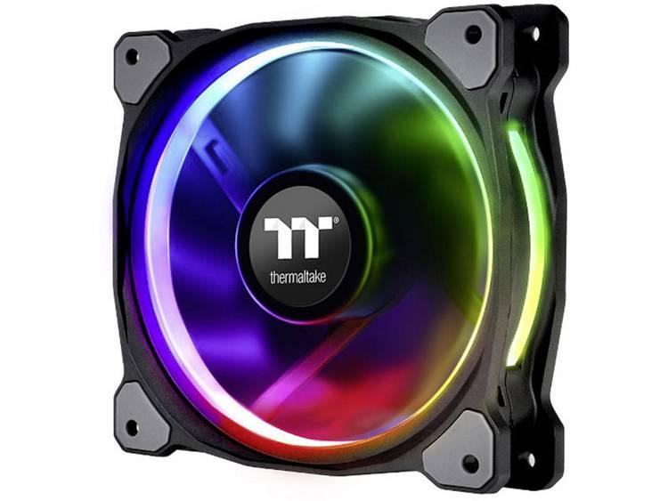 PC ventilator Thermaltake RIING PLUS 12 LED RGB RGB (b x h x d) 120 x 120 x 25 mm