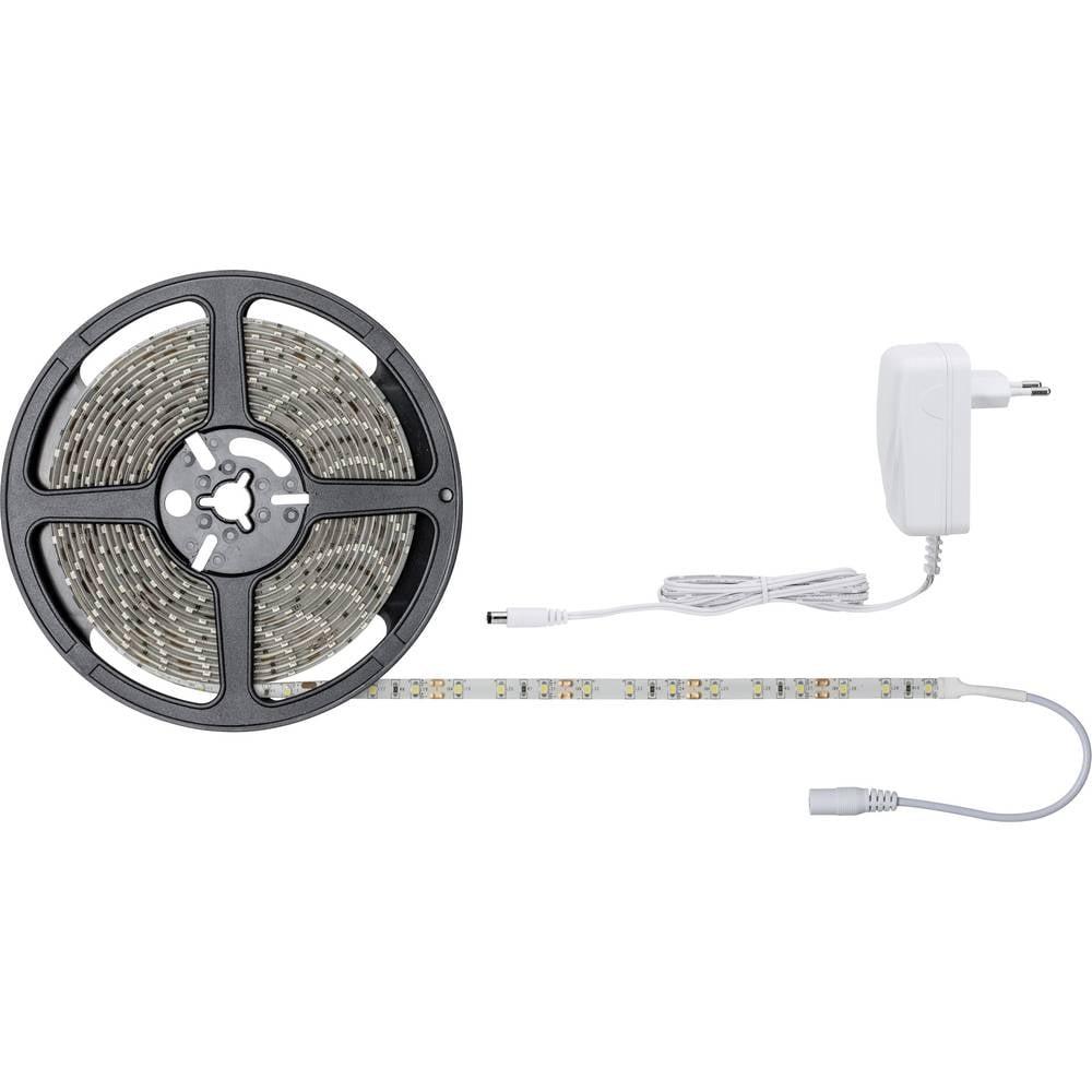 LED-strip complete set Warm-wit met stekker 12 V 500 cm Paulmann SimpLED 78972
