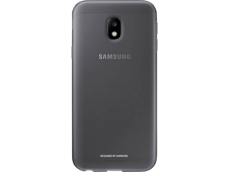 Samsung Galaxy J3 (2017) Dual Layer Cover zwart