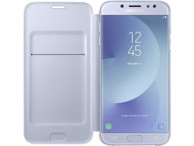 Samsung Galaxy J7 (2017) Wallet Cover Blauw
